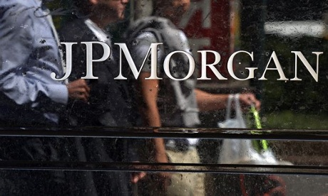 JP Morgan breach