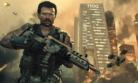 Call of Duty: gaming's role in the military-entertainment complex