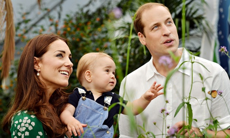 Kate and William, the duke and duchess of Cambridge