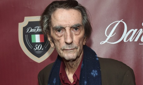 Harry Dean Stanton in Hollywood, October 2014.