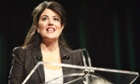 Monica Lewinsky said her sense of self was destroyed by the publicity surrounding her affair with Bill Clinton.