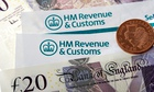HMRC tax return letters