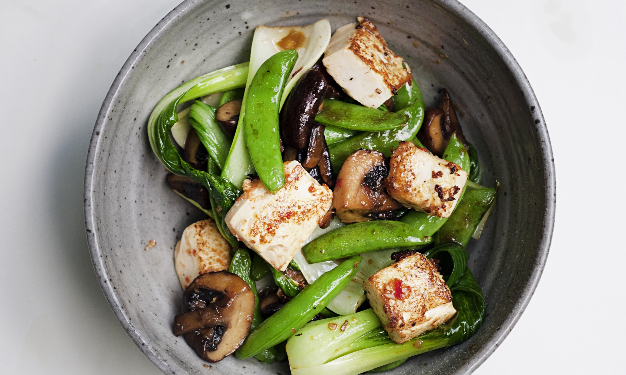 Nigel Slater's marinated tofu stir-fry recipe | Life and style | The ...