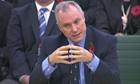 Sir Iain Lobban, the outgoing director of GCHQ