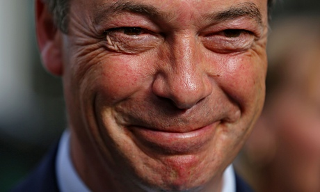 Nigel Farage fined £200 for failure to declare free office space
