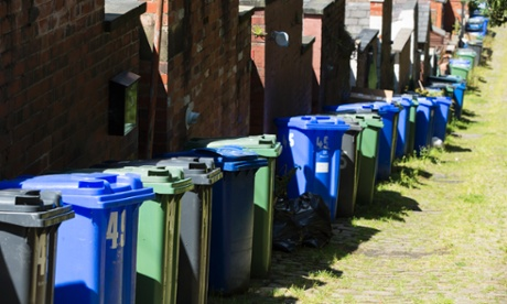 Government urged to tackle stalled recycling rates in England...