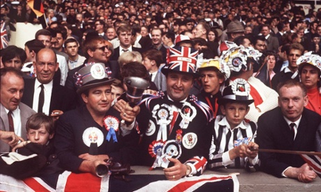 How the England football team came to embody Englishness