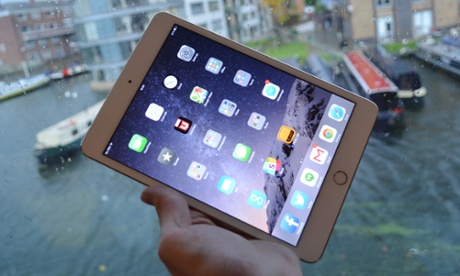 Apple iPad mini 3 review: a touch more of the same...