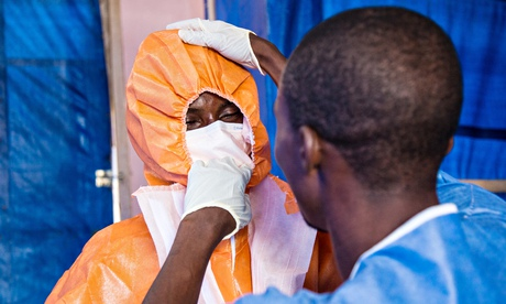 Ebola in Sierra Leone increasing to rate of more than 20 deaths per day...