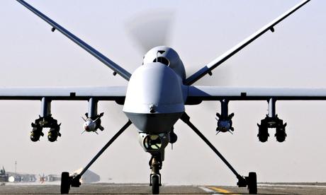 UK should campaign for international ban on autonomous killer drones...