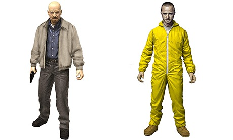 Breaking Bad dolls withdrawn from sale