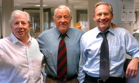 Ben Bradlee, Washington Post editor during Watergate, dies aged  93