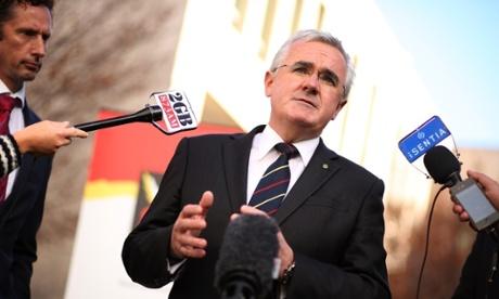 Asylum seekers: Andrew Wilkie takes Australia to international criminal court...