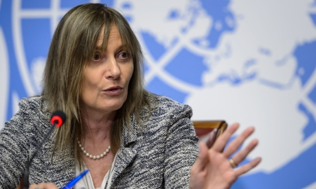 World Health Organisation (WHO) official Marie Paule Kieny gives details of two experimental Ebola vaccines and a plan to produce blood serum.