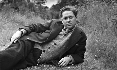 Dylan Thomas in 1946.