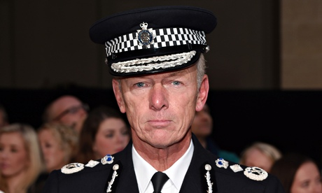 Bernard Hogan-Howe said 500 Britons were believed to have travelled to Syria.