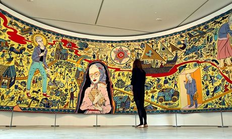 Refurbished William Morris Gallery preview