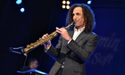 China furious after Kenny G appears to back Hong Kong protesters