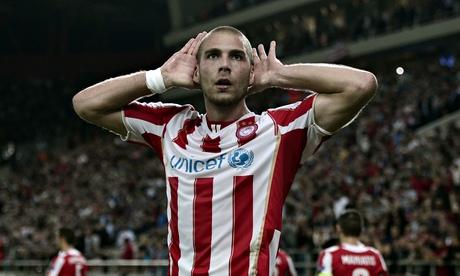 Olympiakos 1-0 Juventus (Group A)  short Highlights