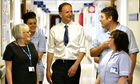 NHS new chief executive Simon Stevens