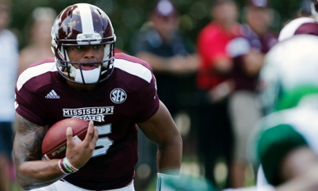 Mississippi State use intelligent play-calling and Bulldog spirit to rise to No1