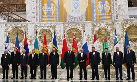 Vladimir Putin's Eurasian Economic Union gets ready to take on the world
