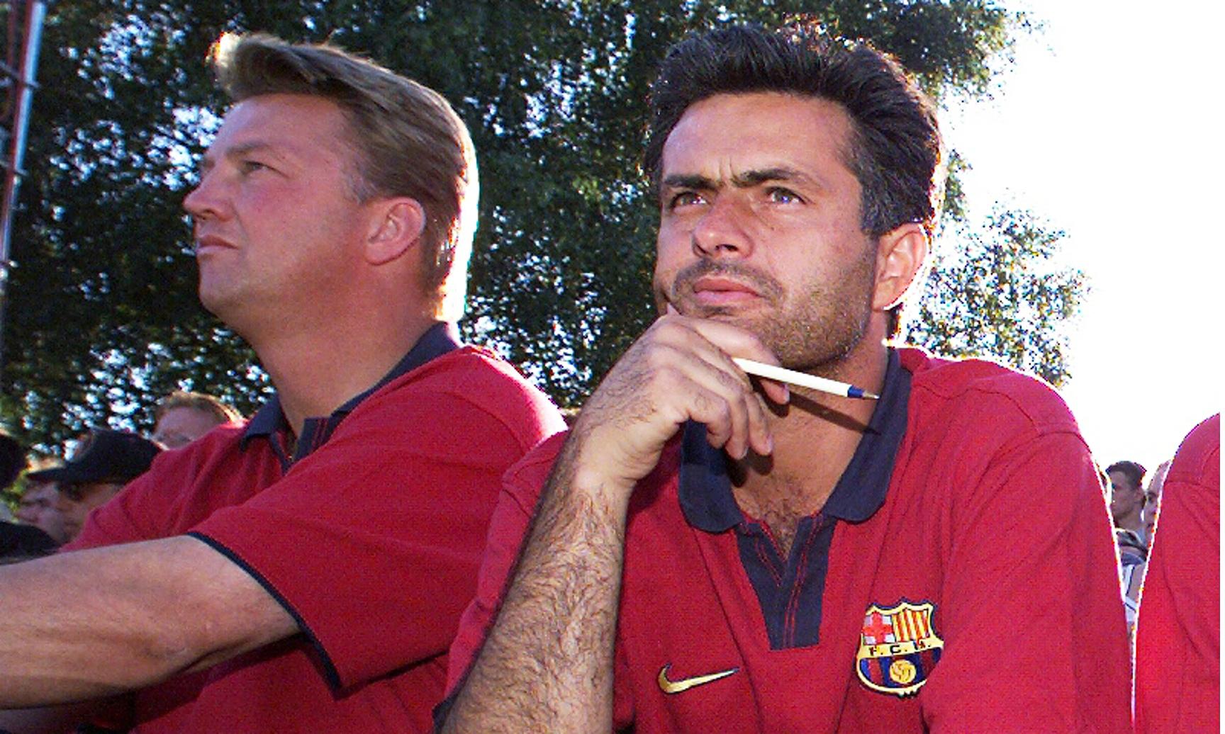 josé mourinho portré premier league barcelona porto chelsea jonathan wilson mcdeere