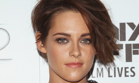 Kristen Stewart at a screening of Clouds Of Sils Maria in New York on 8 October.