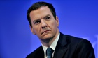 Chancellor George Osborne: boasts about growth. Photograph: Anthony Devlin/PA