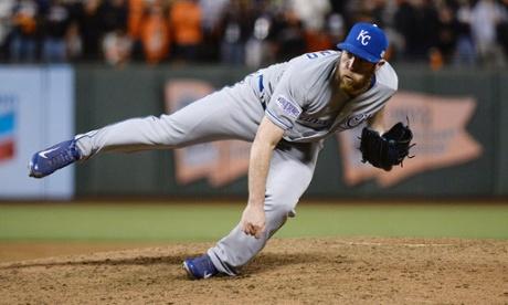 Kansas City Royals v San Francisco Giants: 2014 World Series - live!