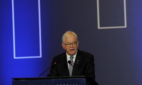 Andrew Robb Australian trade minister