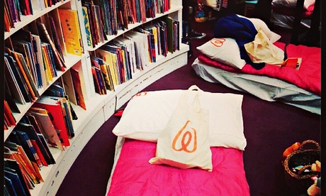 Read 'em and sleep: how one tweet led to a literary lock-in