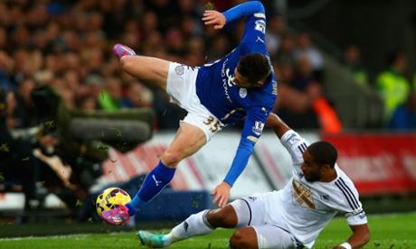 Swansea City v Leicester City: Premier League  live!