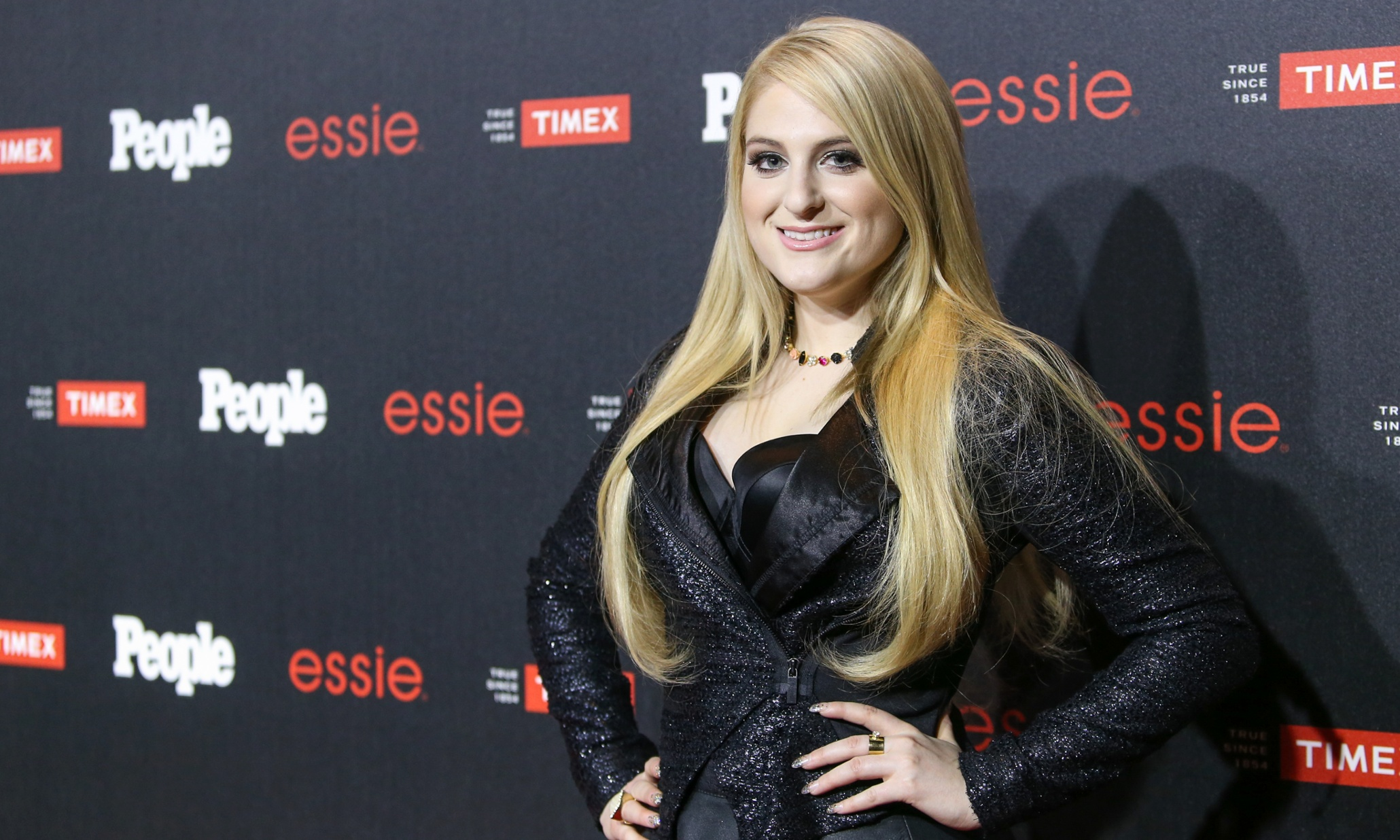 Meghan Trainors All About That Bass Is Longest Reigning UK Single Of
