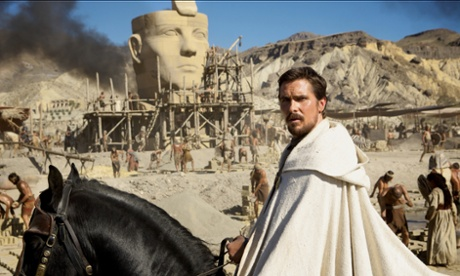 Holy Moses! … Christian Bale in Exodus.
