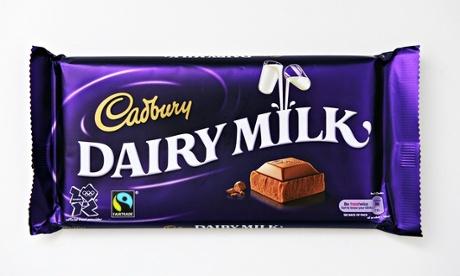 Dairy Milk chocolate