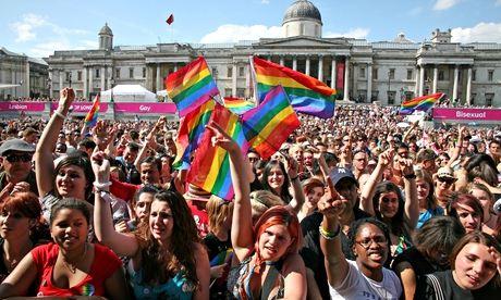 London Pride March 2009