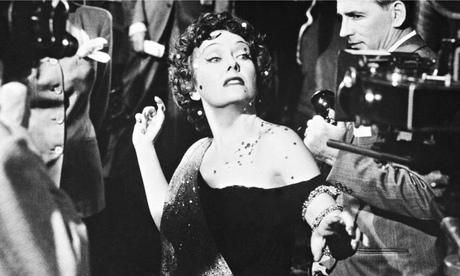 Gloria Swanson as Norma Desmond in Sunset Blvd.