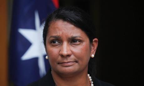Senator Nova Peris sought taxpayers money to help her to
