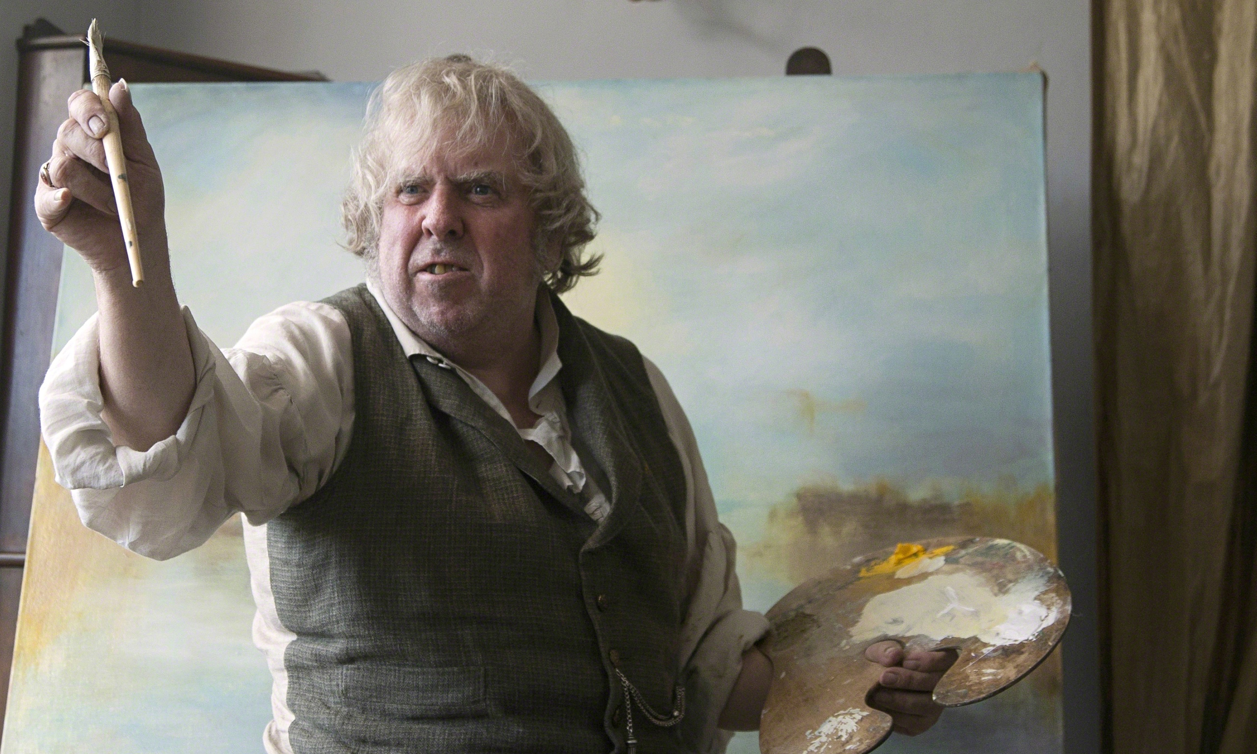 mr turner review � timothy spall and mike leigh command