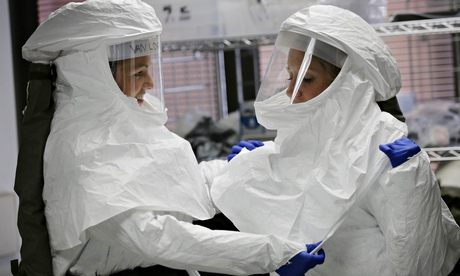 Ebola treatment teams