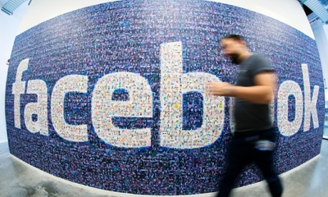 Facebook publishes one million new pieces of content each day.