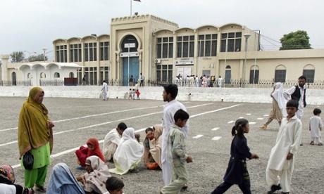 Rawalpindi prison, Pakistan