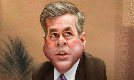Resist the Jeb Bush the media wants to sell you for 2016. It's a Jeb of lies