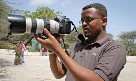 Murdered journo: Mohamed Mohamud