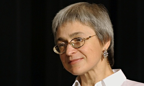 Murdered journo: Anna Politkovskaya