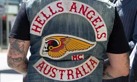 Hells Angels bikie