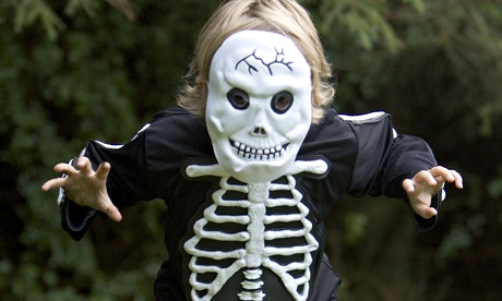 Stop selling Halloween outfits that demonise mentally ill, says minister...
