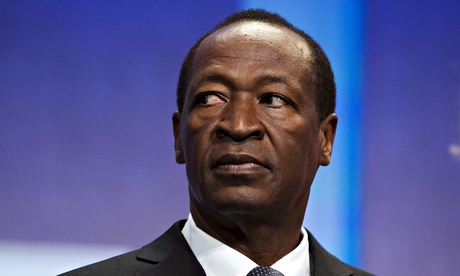 Burkina Fasos president Blaise Compaore resigns after street protests...