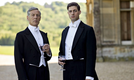 Downton Abbey: owned by an American company. Photograph: Nick Briggs